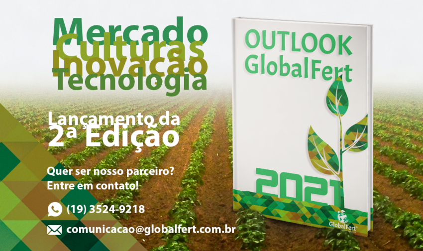 Saiba como ter a sua marca na publicação que atinge todo o agronegócio brasileiro